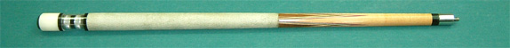 Titlist Blank Cue Early 1960 Non original Shaft Good Cond.