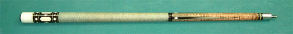 1990 4-point of Ebony. Many White point. Good Cond. 12.8mm & 314 Shaft